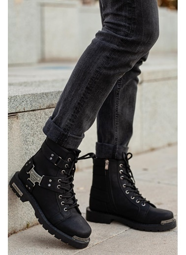 Muggo   M512 Unısex Sneaker Siyah
